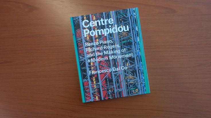 Martes de Libro: Una biografía del Centro Pompidou. Un hito en la historia de la arquitectura, el Museo Pompidou se ha convertido en un monumento indispensable dentro del París moderno, su génesis, construcción y fructífera vida son referencia constante y sujeto de estudio. http://www.podiomx.com/2017/11/martes-de-libro-una-biografia-del.html