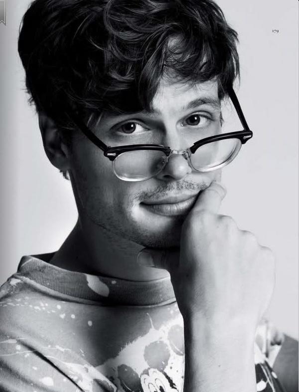Matthew Gray Gubler http://media-cache6.pinterest.com/upload/135459901262011689_kokk1KsB_f.jpg tinman portrait bw male