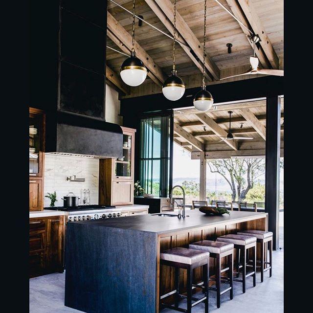 House Tour Of A Custom Modern Farmhouse Modern House Design