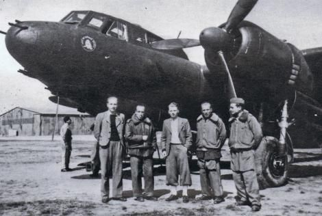 Messerschmitt Bf.110 C Regia Aeronautica