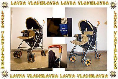 ABC DESIGN Buggy Kinderwagen Sportwagen Kinderbuggy Babybuggy Babywagen Joggersparen25.info , sparen25.com