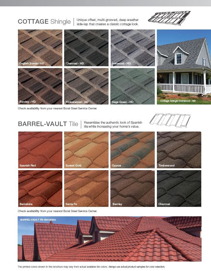 Pin By Boral America On Boral Steel Stone Coated Roofing Roof Styles Roofing Steel