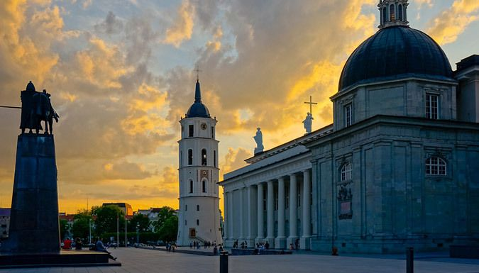 UK Holidays: 2-3 Night Hotel Stay With Flights & Breakfast for just: £79.00 Roam the medieval streets of Vilnius for 2-3 nights.      Stay at the Ibis Style or Green Hotel, both nearby to the Old Town      Each room includes free Wi-Fi, a flat-screen TV and a minibar      Relax with the included breakast with restaurants and bars too      Ascend The Hill of the Three Crosses for the best...