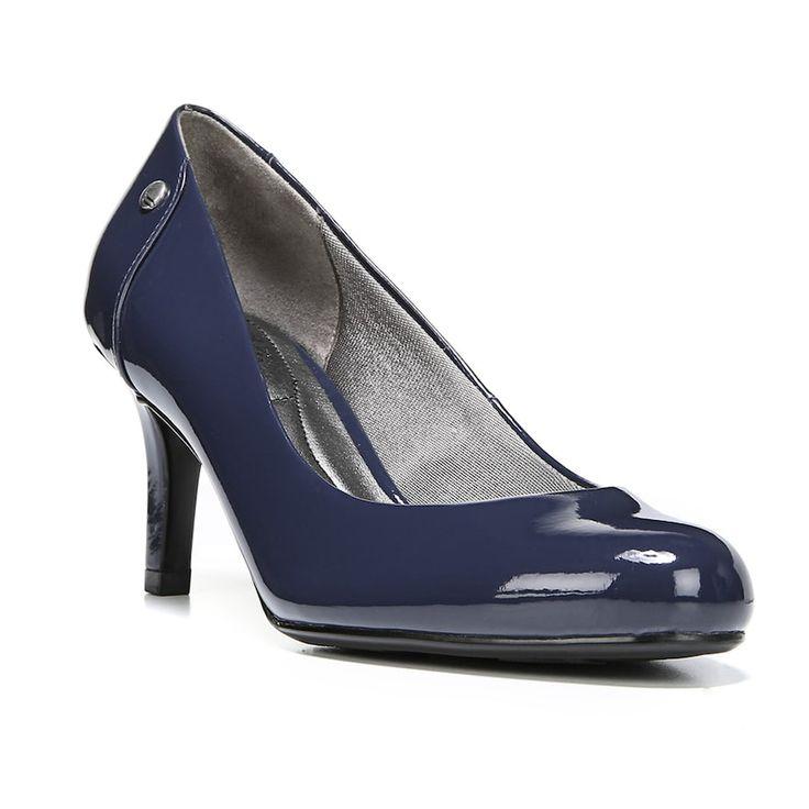 LifeStride Lively Women's High Heels, Size: medium (7.5), Dark Blue