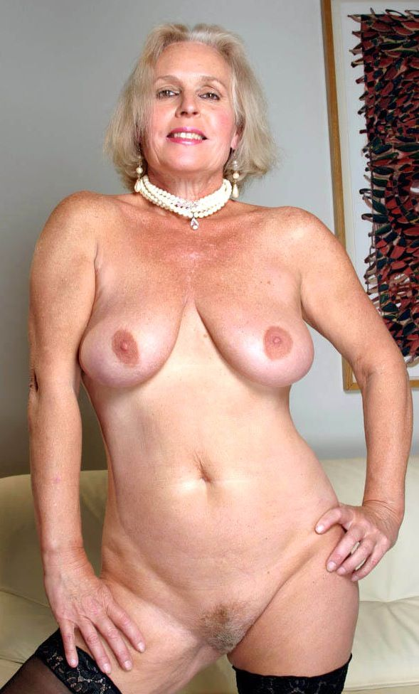 Older naked women
