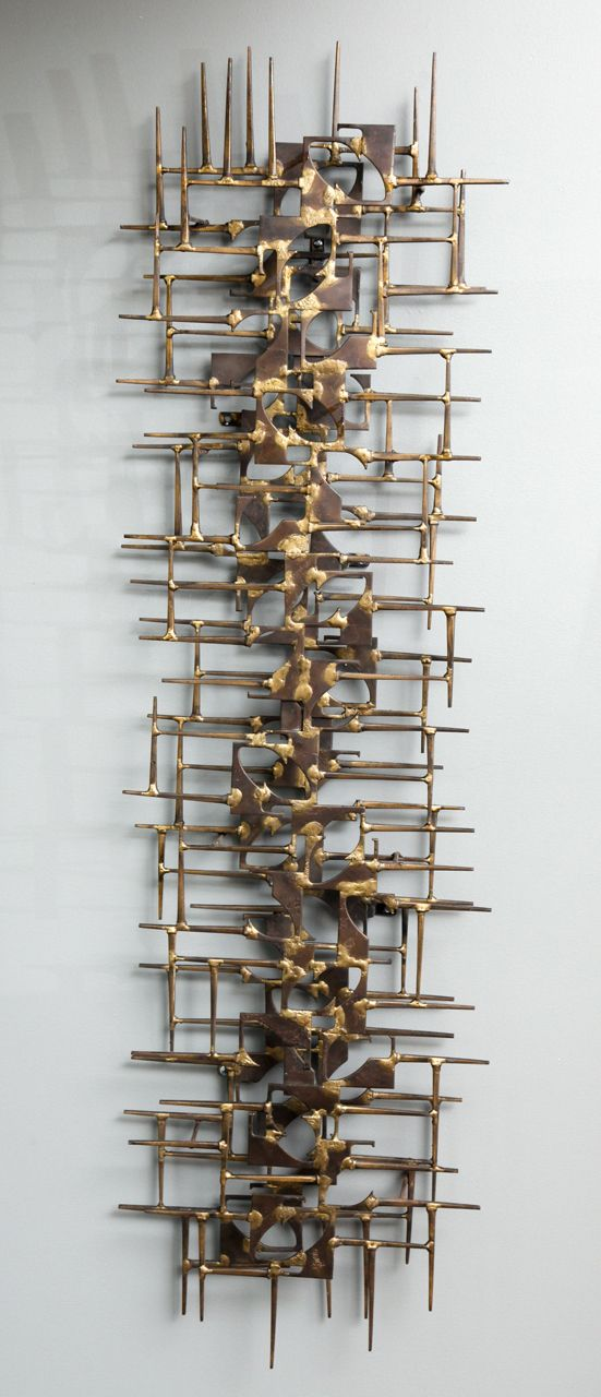 1stdibs.com   Brutalist Nail Sculpture