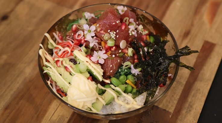 Bringing the flavours of the island state to the central city, this poke place is set to open next Tuesday.
