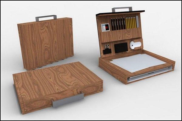 Чемодан-стол