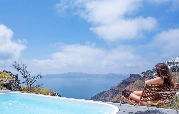 San Nicholas Cave House Villa Chromata Hotel Santorini, Greece