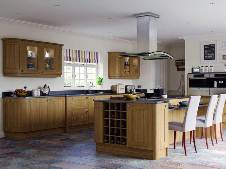Richmond Kitchen - Contemporary Kitchens