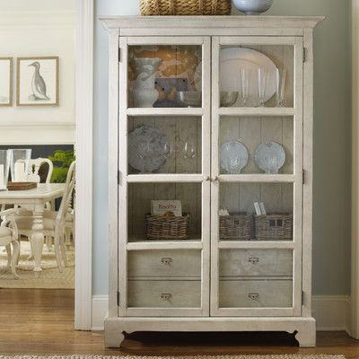 Hooker Furniture Harbour Pointe China Cabinet