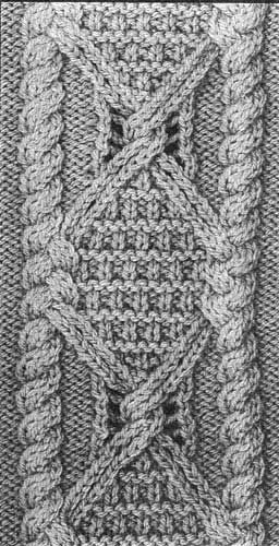 by Annie Maloney 101 Original Lace Cable Stitch Designs 101 pgs, b&w illustrations, ringbound softcover   Special Offer   buy 2 or more Annie Maloney books (hardcopies only)  on Check…