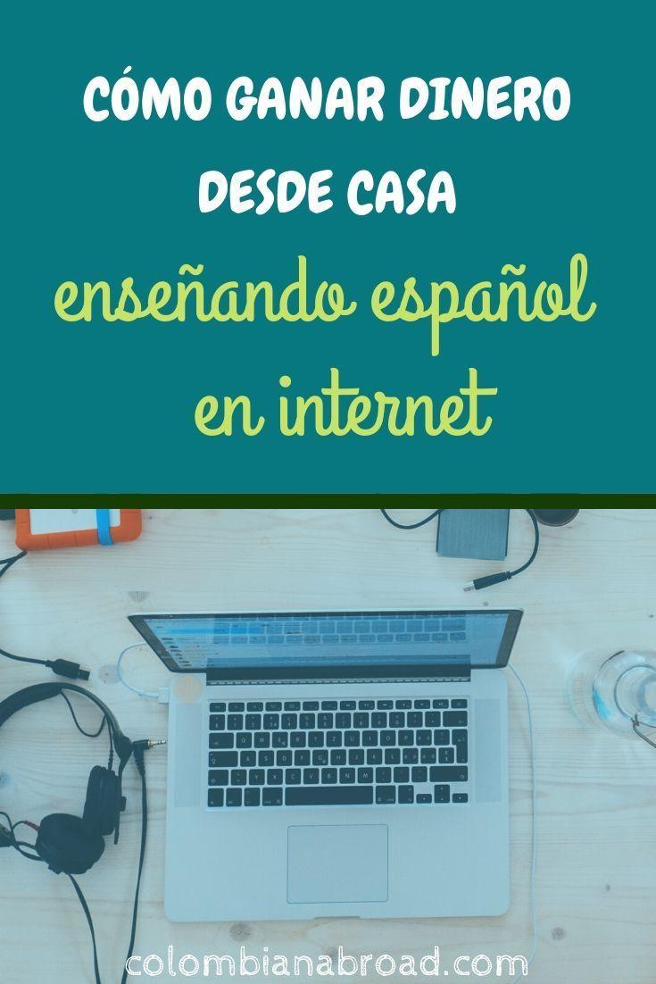Spanish English, Learn English, Internet Jobs, Teaching Spanish, English Vocabulary, Online Jobs, Management, Money, Education
