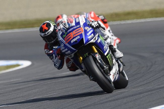 IMGP: JAP FP4, Lorenzo beffa le Honda   Infomotogp.com