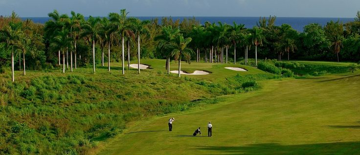 The only challenge you should find on vacation is the drive on a golf course.  The Half Moon Golf Course in Montego Bay, an award-winning Par 72 championship golf courses, is 50 years old this year!
