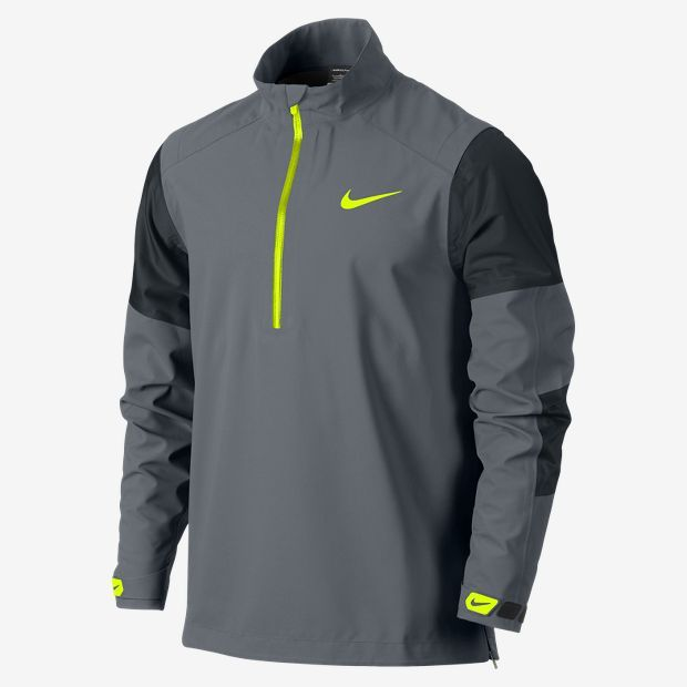 Nike Storm-FIT Hyperadapt Half-Zip Men's Golf Jacket