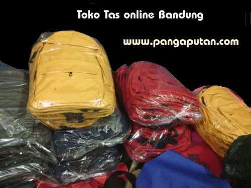 Pesan Tas desain sendiri Bandung www.pangaputan.com