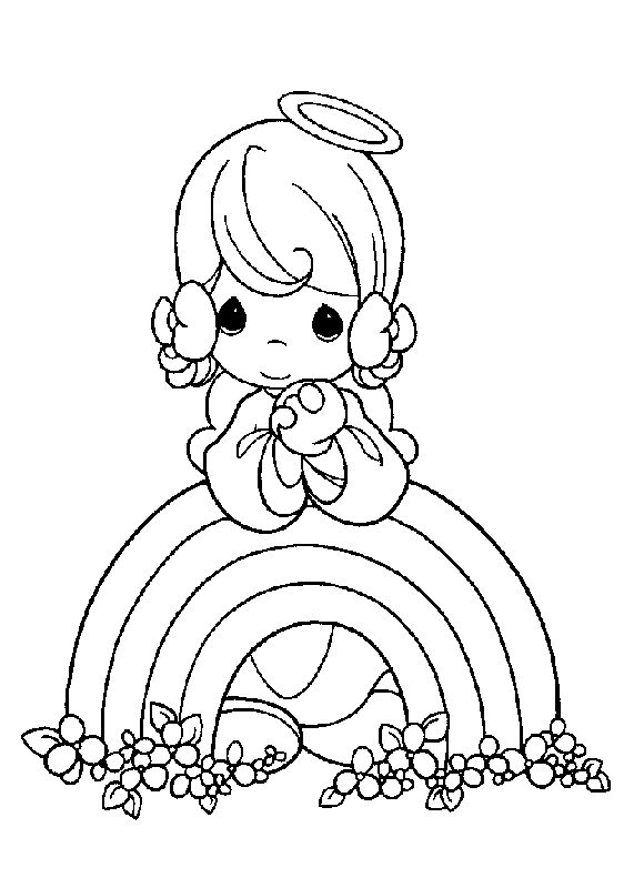 89 best precious moments images on pinterest precious for Precious moments angel coloring pages