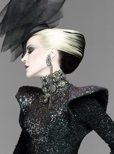 .Hats, Victorian Gothic, Daphne Guinness, Fashion, 15Th Anniversaries, Style Icons, Hair, Black, Haute Couture