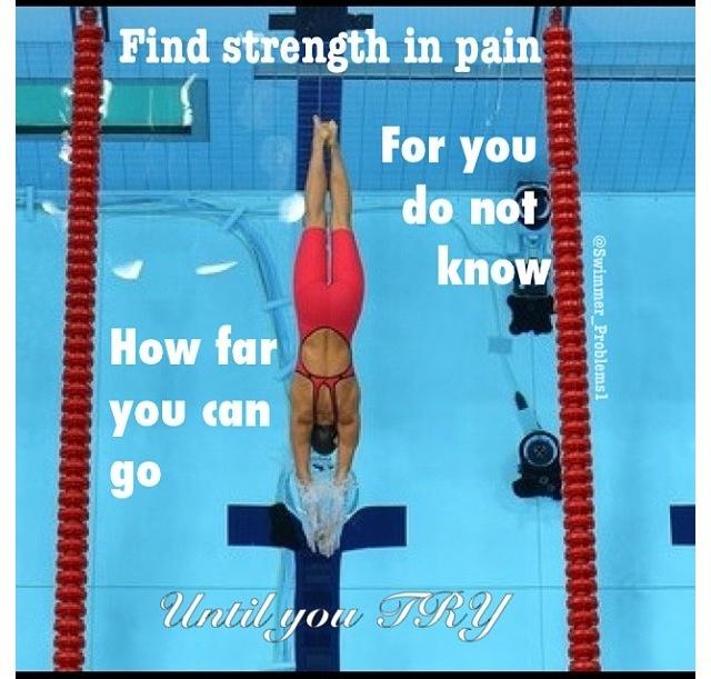 One of my favorite swim quotes.