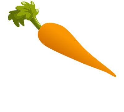 gambar sayur wortel clipart