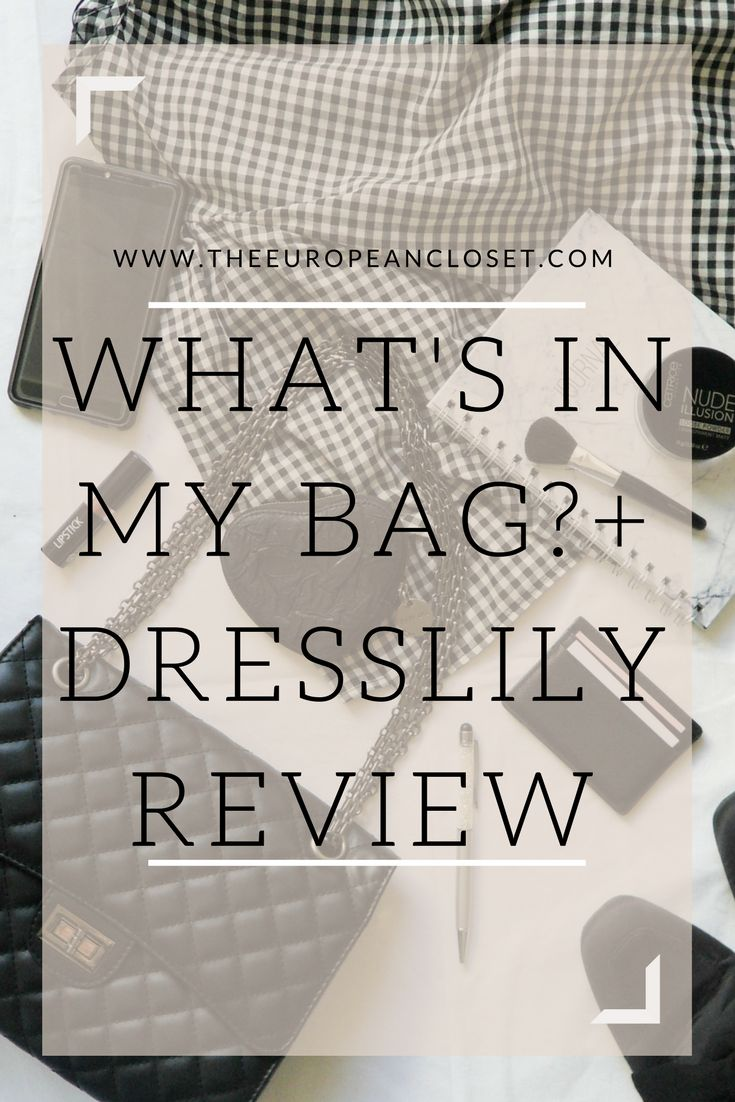 I've been using this Dresslily bag for a few days now and I'm obsessed with it! It's the perfect size for me to carry my stuff around and it's also great to take to uni since my notebook fits inside perfectly. If you're not familiar with Dresslily, I've done a wishlist post with their items before (unfortunately I didn't ad any sweater dresses at the time but I have to say I'm in love with a lot of them at the
