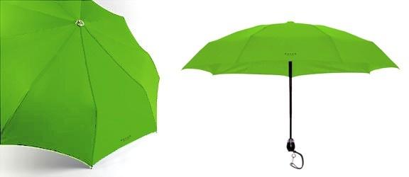 DAVEK-Traveler Umbrella Kiwi Green