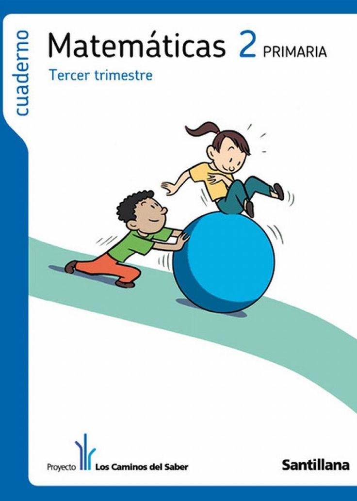 #ClippedOnIssuu from Cuaderno de Matemáticas 2º de Primaria (tercer trimestre) - Los Caminos del Saber - Santillana -