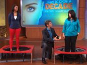 How to Drop a Decade! 5 Secrets to Cheat Your Age  - my favorite from this episode is topical vitamin C mixed w/ vitamin E oil. I mixed a liquid V-C supplement with V-E oil last night and massaged into face before bed. I noticed a difference when I woke up this morning, although they say it could take up to 6 weeks for full effect