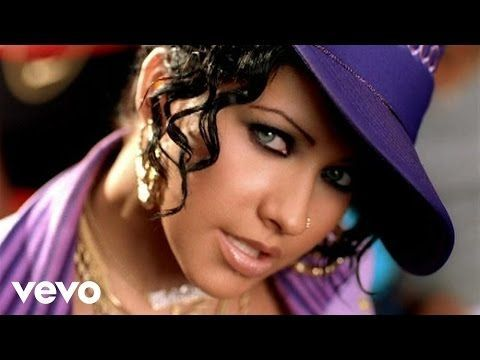 Christina Aguilera - Can't Hold Us Down - YouTube