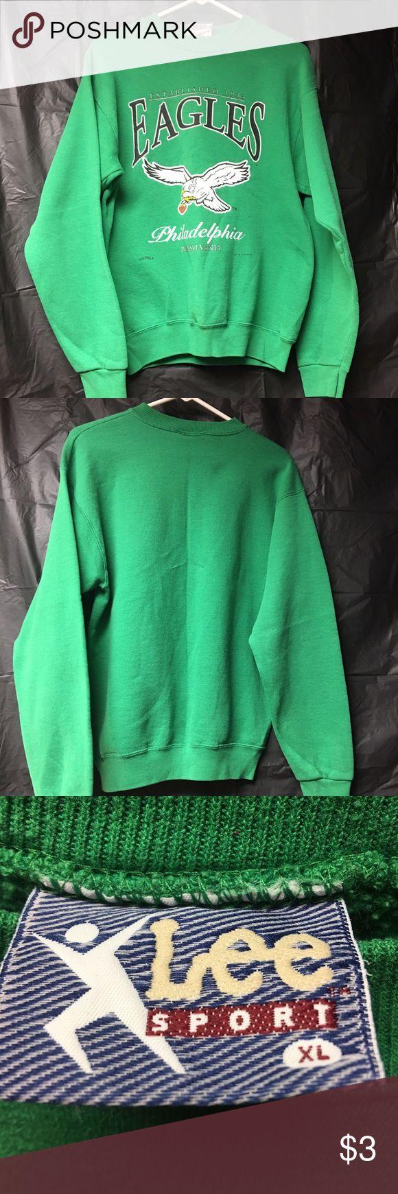 Reserved for Justin💥Trade Do Not Buy💥 Trading Vintage Lee Philadelphia Eagles Sweatshirt for Jabari Parker Jersey. Lee Other
