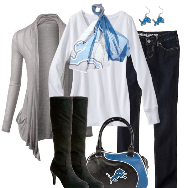 Detroit Lions Fall Fashion