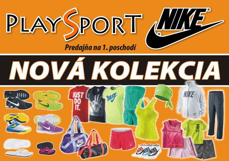 Špecializovaná športová kamenná predajňa a eshop pre značku NIKE.