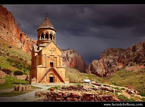 Armenia - Noravank - 13th century Armenian Apostolic Church monastery