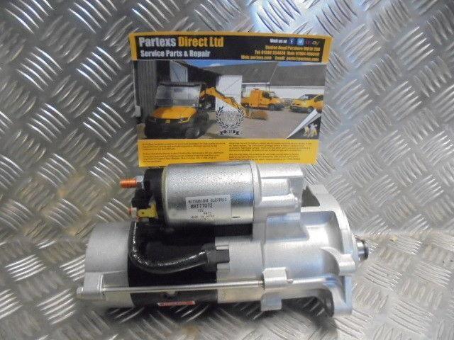 JCB 8060 Starter Motor