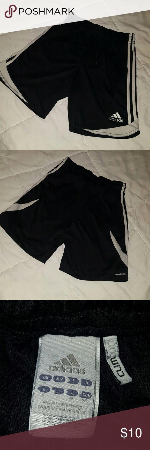 Adidas Soccer Shorts Great condition. Woman's small. Adidas Shorts