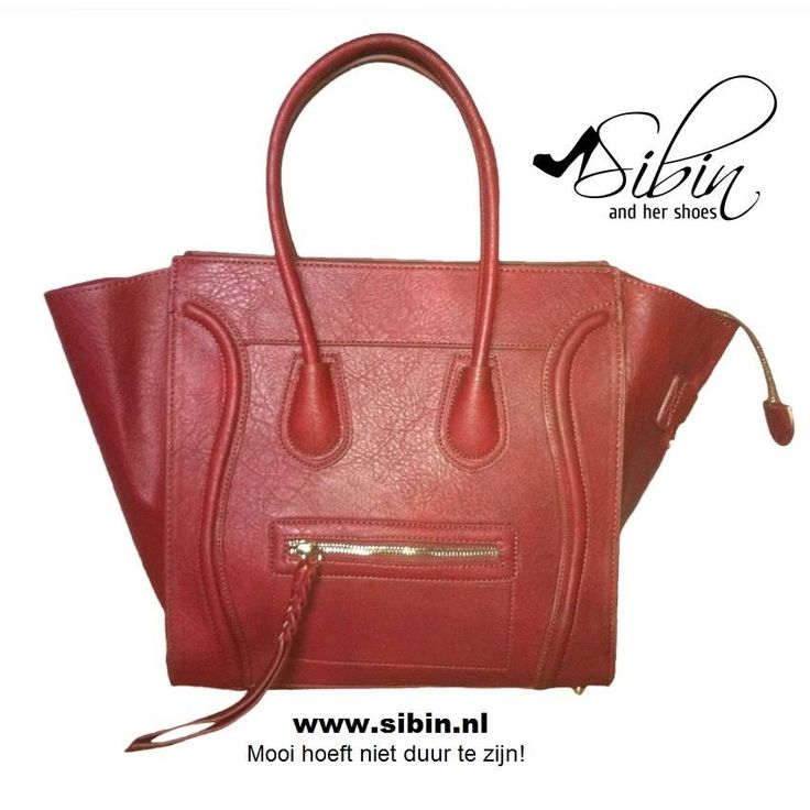 This look-Alike Celine bag is finally online: Sibin.nl we love it!