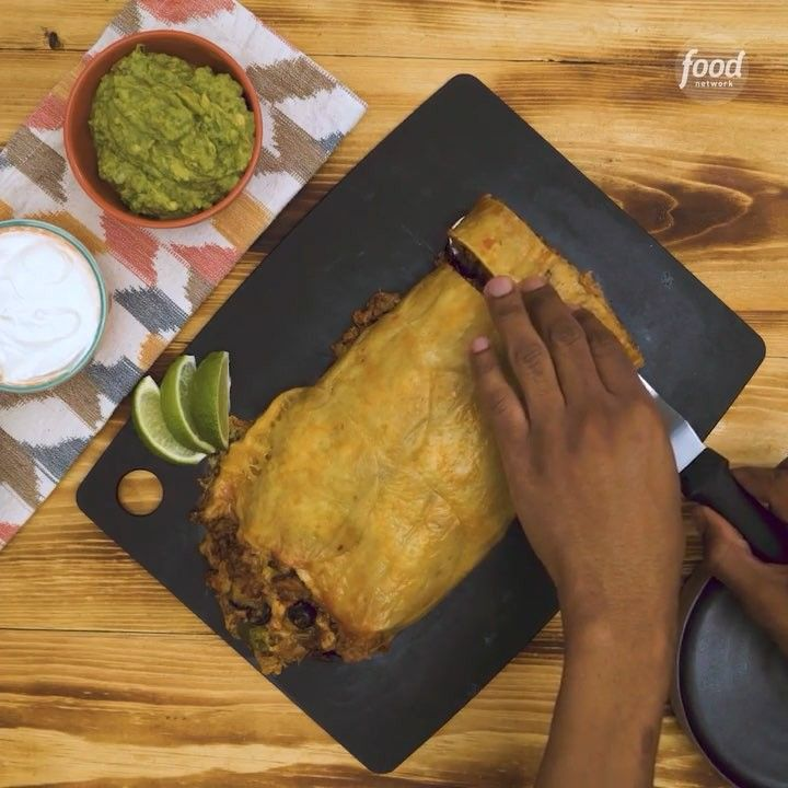 """Foodnetwork Com The Kitchen: Food Network On Instagram: """"Taco Night Just Got REAL"""