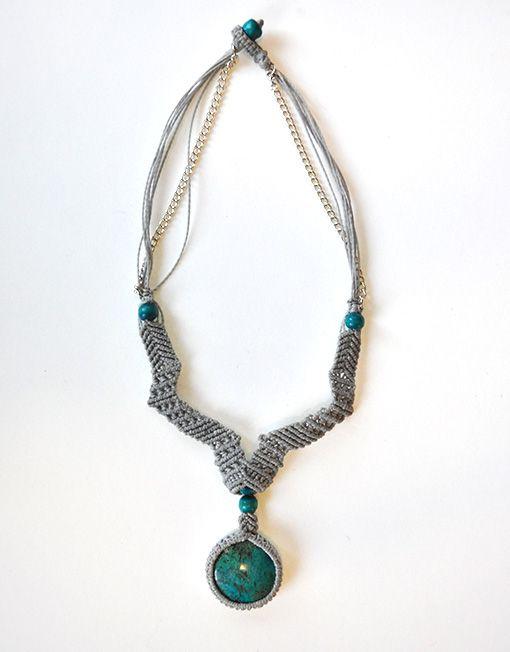 Markramee Halskette