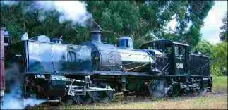puffing billy G42 big brother sideview