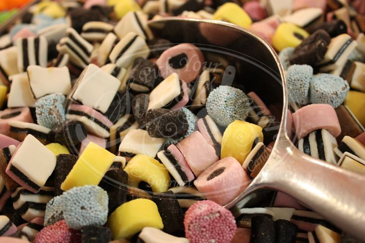 Pick Your Sweets - Licorice All Sorts