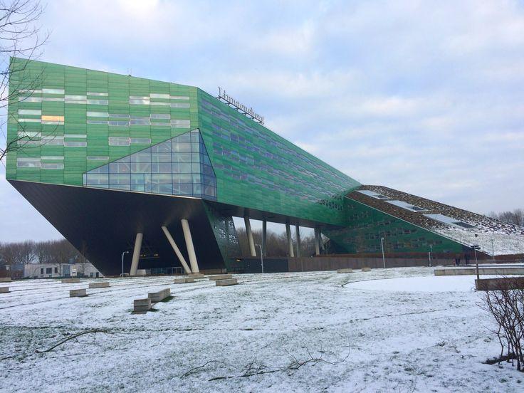 Linnaeusborg, Zernike Complex  Groningen