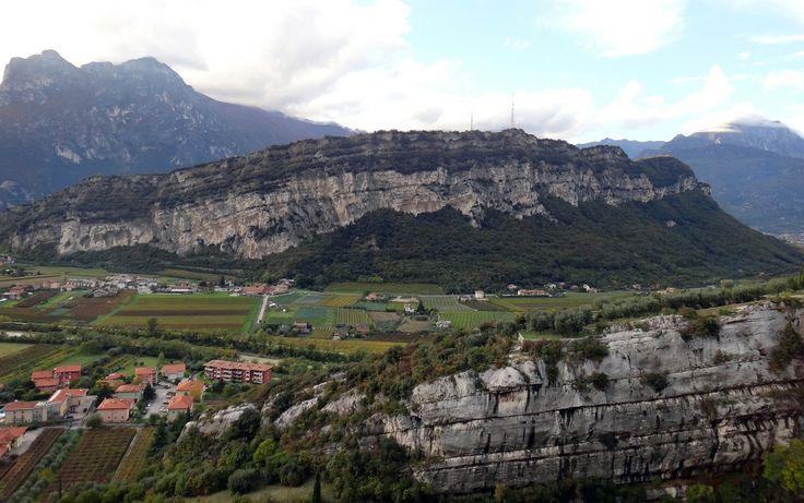 """Monte Brione """"mészkőkaréj"""""""