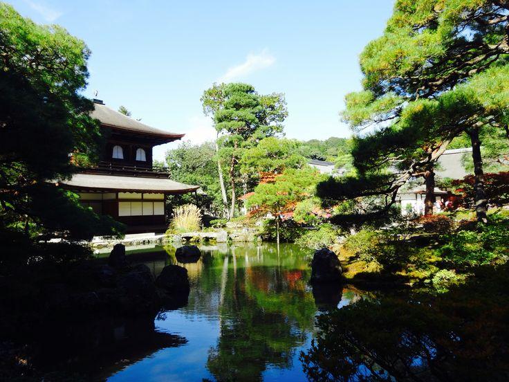 銀閣寺 - Ginkakuji Temple