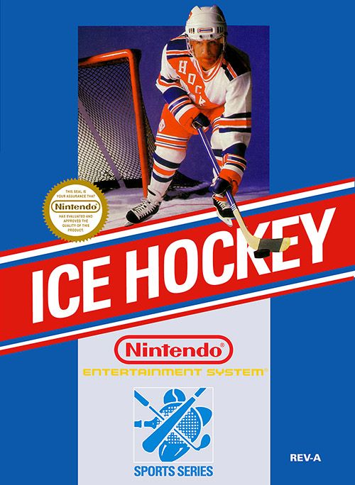 Play Ice Hockey Nintendo Nes Online Unblocked Old School