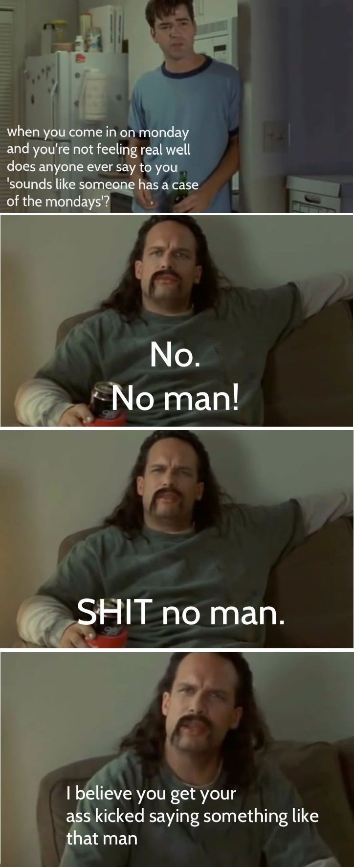 Office space tps report quote - Case Of The Mondays Office Spacesbrainlaughter
