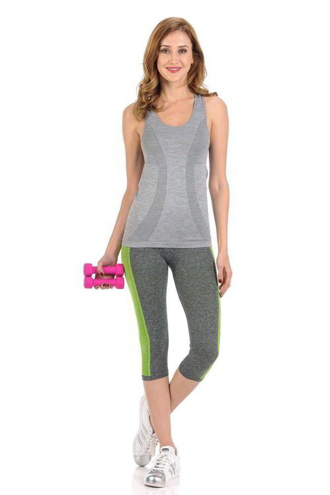 ec597a3e0995e Diamante Women's Power Flex Yoga Pant Legging Sportswear - Style ACDN003 # fashion #clothing #shoes #accessories #womensclothing #activewear (ebay  link)