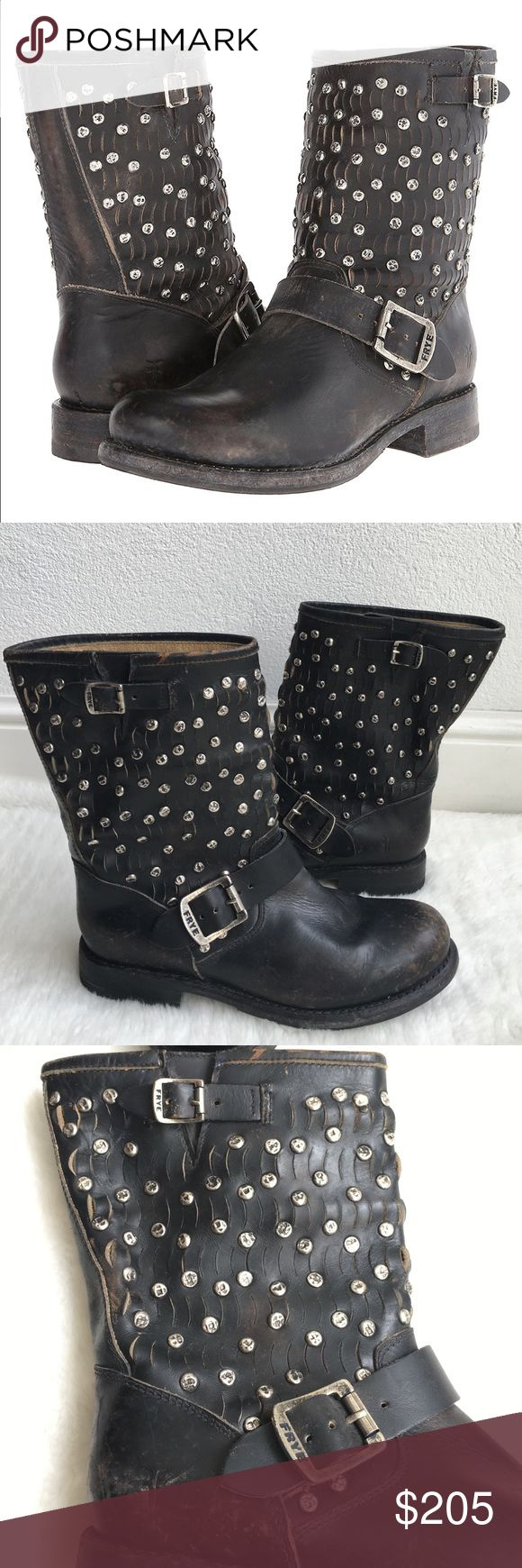 New Frye Jenna Cut Stud Short Ankle Boots size 7 New Frye Jenna Cut Stud Short Ankle Boots size 7. Please look at pictures for better reference. Happy shopping! Frye Shoes Ankle Boots & Booties