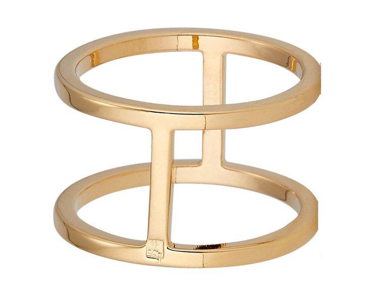 Simple Double Ring online kaufen bei schmuckladen.de