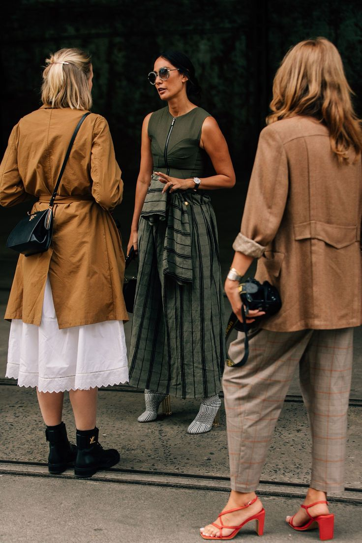 The Best Street Style From Australian Fashion Week: Dan Roberts captures the bes…